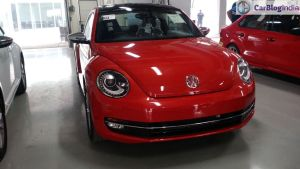 new-volkswagen-beetle-india- orange-front