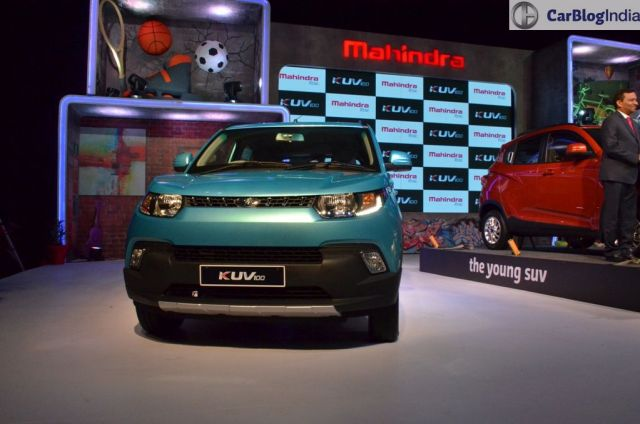 mahindra kuv100 test drive review