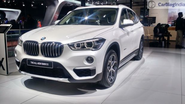 bmw cars at auto expo 2016 bmw-x1-auto-expo-2016- (2)