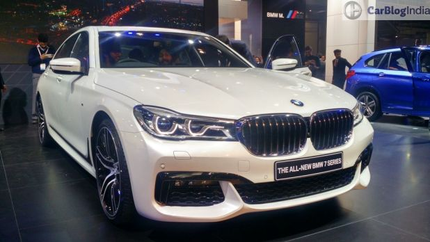 bmw-7-series-auto-expo-2016- (3) bmw cars at auto expo 2016