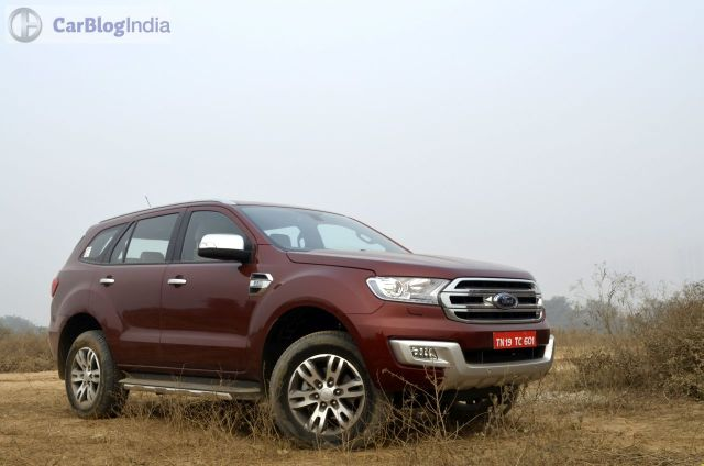 ford cars in india - new ford endeavour