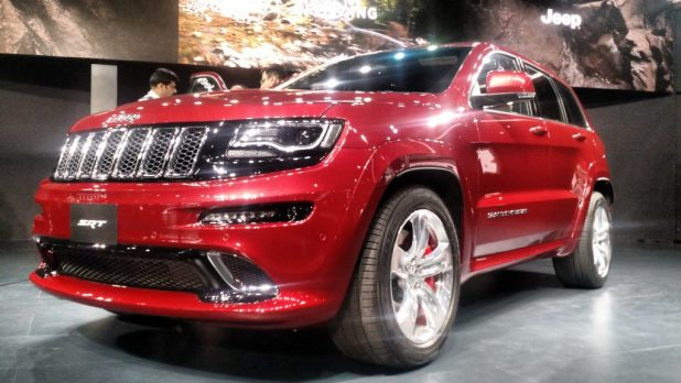 new car launches india 2016jeep-grand-cherokee-srt-auto-expo-2016