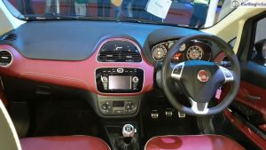 fiat urban cross interior image dashboard