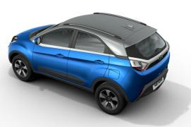 tata nexon compact suv official images (3)