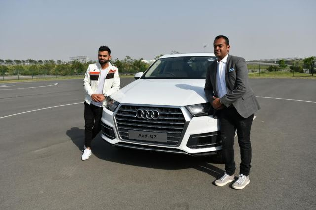 Cars Of Indian Cricketers With Pics Amp Details