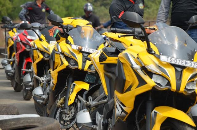 pulsar festival of speed delhi