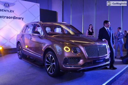 2016 bentley bentayga india launch images (16)