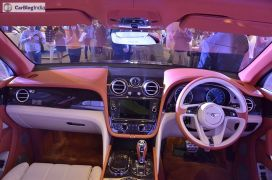 2016 bentley bentayga india launch images (25)