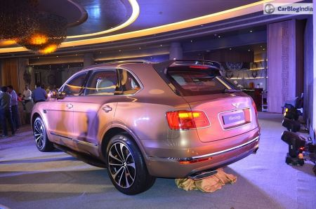 2016 bentley bentayga india price launch images (4)