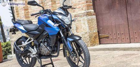 new upcoming bajaj pulsar bikes in india - bajaj pulsar 150ns front image