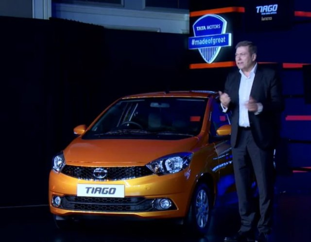 upcoming cars in india 2017 - tata tiago launch