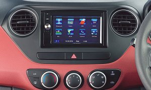 Hyundai Grand i10 Special Edition-Interior-Touchscreen-Infotainment