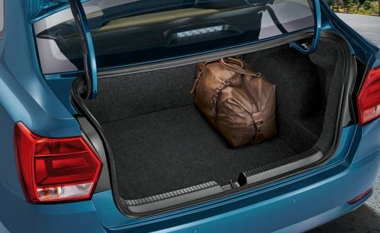 volkswagen ameo price 5.25 lakhs, boot space of 330 litres