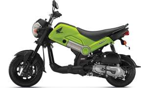 2016-honda-NAVI-green-colour