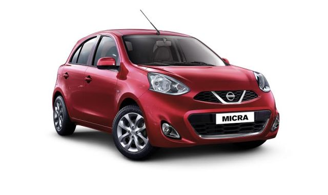 car discounts india nissan-micra-cvt