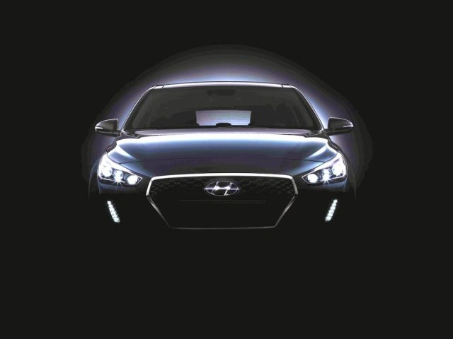 2017 Hyundai i30 India Launch in Pipeline, Image Teaser