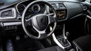 2017 Maruti S-Cross facelift interior image dashboard