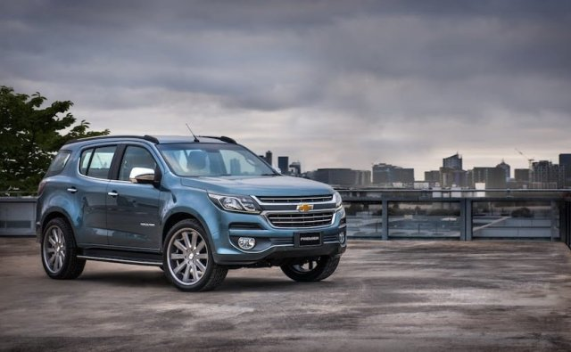 New Upcoming SUV Cars in India 2017 - chevy trailblazer
