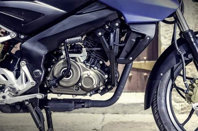 Bajaj Pulsar NS 160 Images Engine