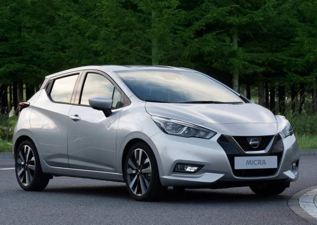 New Nissan Micra 2017 India Launch Date, Price, Specifications, Mileage 2017-nissan-micra-official-images-front-angle