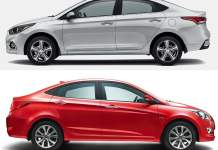 hyundai verna old vs new