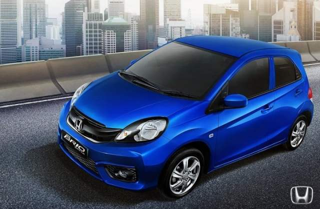 New 2016 Honda Brio India Launch Date, Price, Mileage, Specifications new-2016-honda-brio-facelift-blue