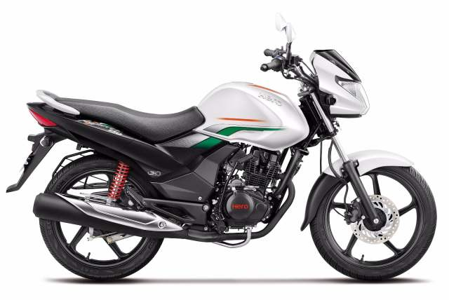 New Model Hero Achiever 2016 Price- Rs 61,800; Mileage, Specifications new-hero-achiever-official-images-white-colour