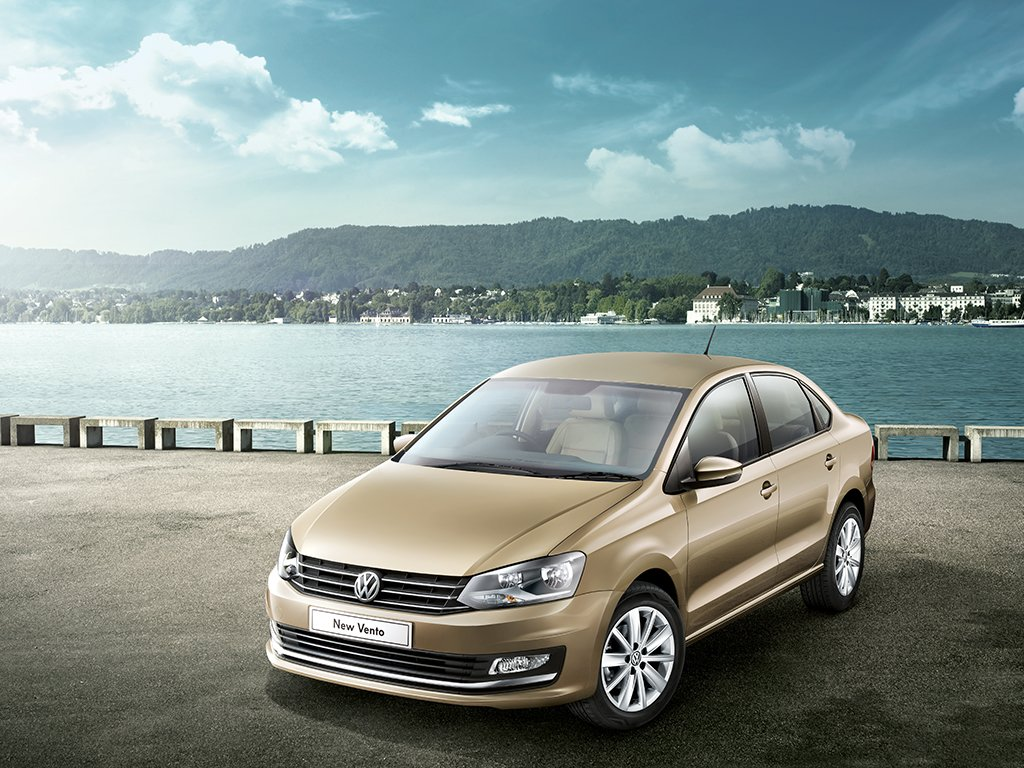 volkswagen vento  india launch price mileage facelift details