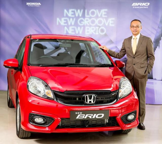 New 2016 Honda Brio Price in India 4.69 lakh, Mileage, Specifications 2016-honda-brio-official-images-india-launch
