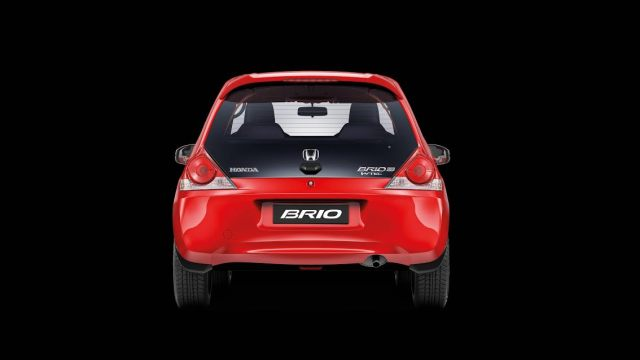 new-2016-honda-brio-facelift-official-images-rear-red