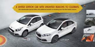 fiat punto karbon linea royale limited edition models images