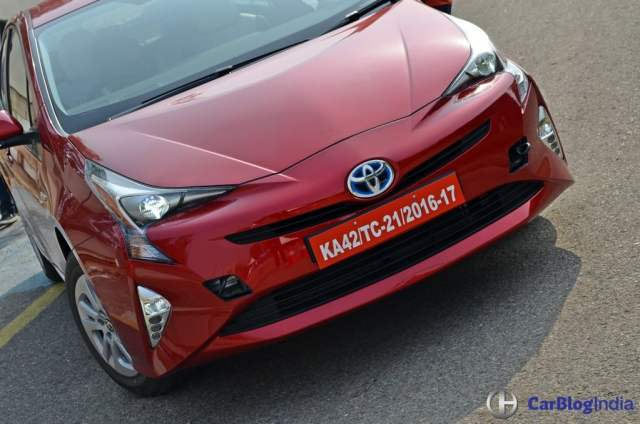 New Toyota Prius Test Drive Review India, Ride, handling, specifications new-toyota-prius-test-drive-review-india-7