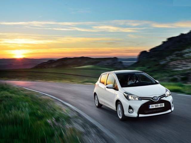 toyota yaris india images front angle