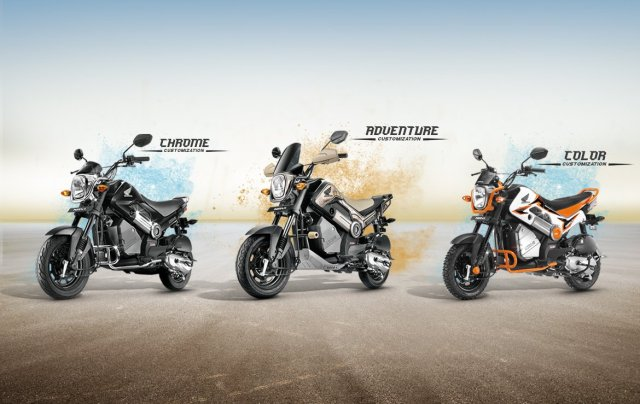 Honda Navi Chrome and Adventure Variants Price, Features, Images