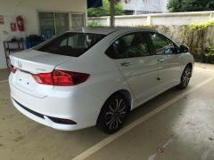 new 2017 honda city facelift images rear angle