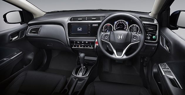 new 2017 honda city official image dashboard