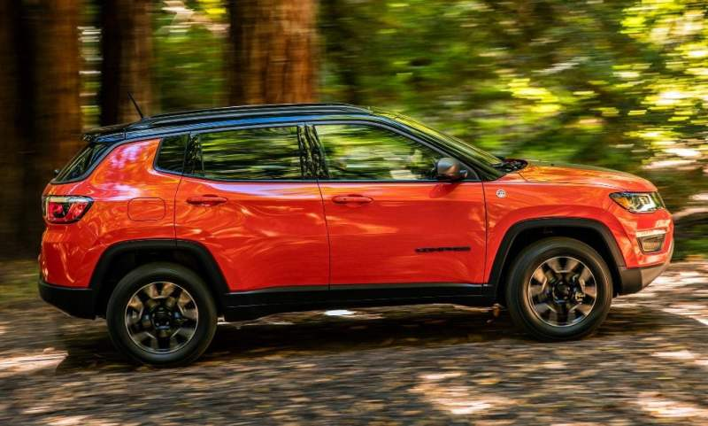 2017 Jeep Compass Official Images 1