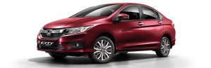 2017 honda city colours red