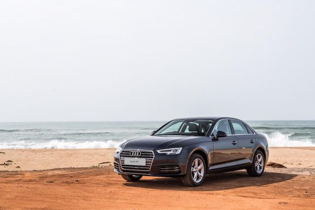 new audi a4 diesel india