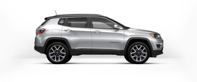 2017 jeep compass india side