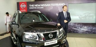 new 2017 nissan terrano images