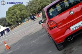 volkswagen polo gti test drive review