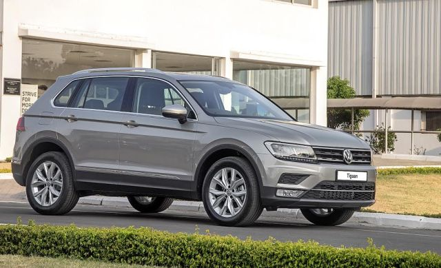 2017 volkswagen tiguan india launch