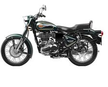 2017 royal enfield bulle 500 images side profile