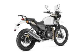 2017 royal enfield himalayan fuel injection white rear angle
