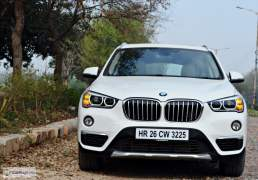 bmw x1 review india images front