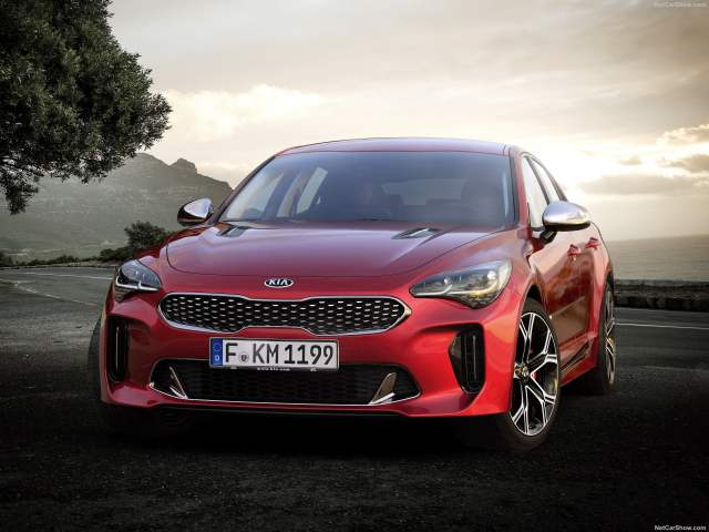Kia Sorento India Launch Images - kia stinger india images
