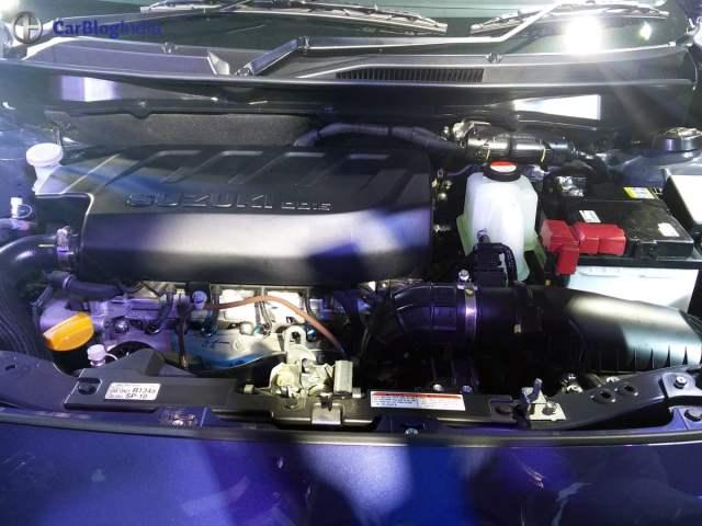 New Look Maruti Swift Dzire Engine