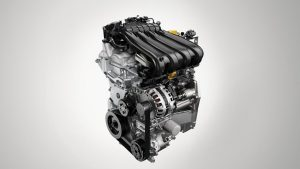 renault duster petrol automatic engine