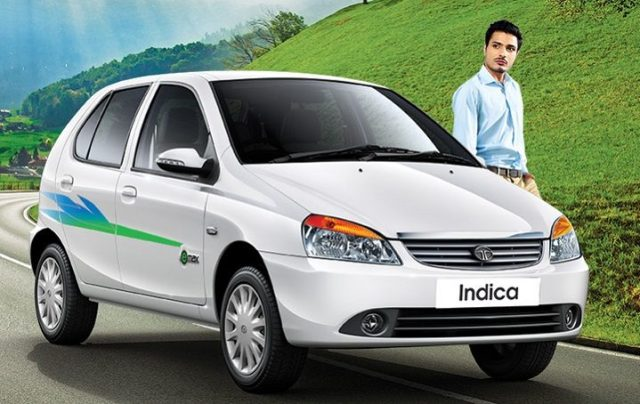 Best CNG Cars in India 2017 - Tata Indica eMax